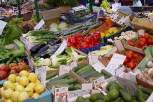 أسعار الخضار والفاكهة اليوم الخميس 4-5-2017 فى سوق العبور