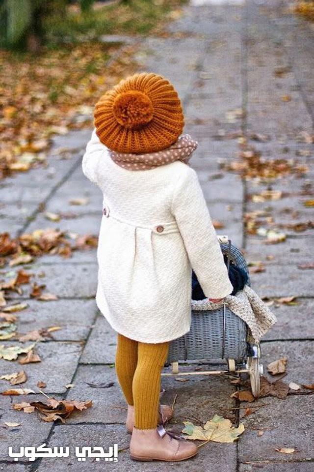 ملابس الأطفال الشتوية 2017